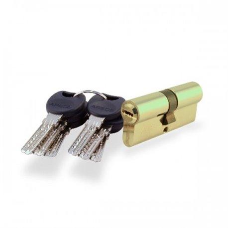 Цилиндр (личинка) для замка APECS 4КС-M70-Z-G