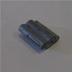 Цилиндр (личинка) ЗН1-А-С для накладного замка &quotКалуга&quot КЭМЗ