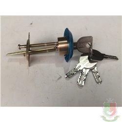 Цилиндр (сердцевина) электромеханического замка для замка Atis Lock SS с лазерным ключем