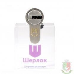 Цилиндр ШерЛок HK ABC 110 (55х55) - T-SN  ключ-вертушка