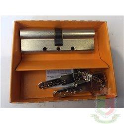 Цилиндровый механизм Kale 164 DBNE 90 (40*10*40 ) защита от перелома