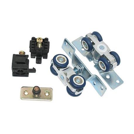 Ролики раздвижной системы EKF 120101-02 (80 кг)