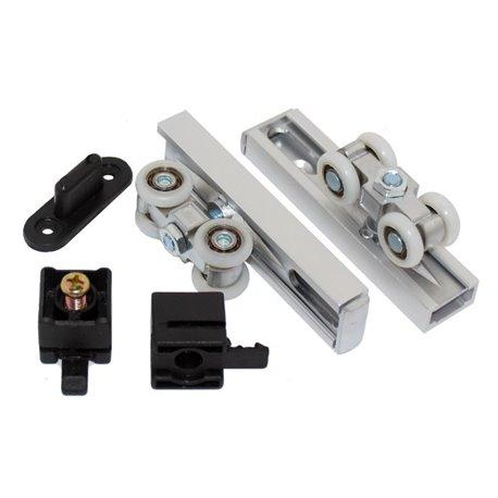 Ролики раздвижной системы EKF 120100 (40 кг)