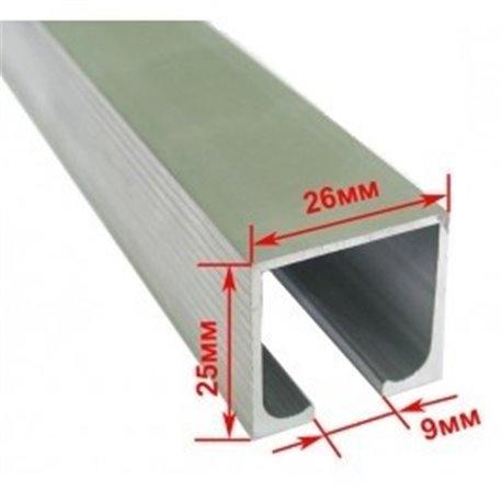 Профиль верхний EKF 120100-02 (3 м - 40 кг)